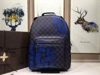 Túi Xách Louis Vuitton Damier Canvas Josh Backpack-N41712-TXLV087