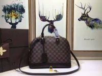 Túi Xách Louis Vuitton Damier Ebene Alma Pm-N53151-TXLV061