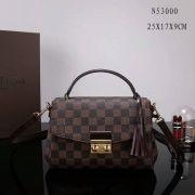 Túi Xách Louis Vuitton Damier Ebene Croisette-N53000-TXLV045