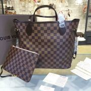 Túi Xách Louis Vuitton Damier Neverfull MM-N41603-TXLV023