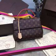 Túi Xách Louis Vuitton Monogram Canvas Cluny BB-M42738-TXLV100