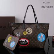 Túi Xách Louis Vuitton Monogram Canvas Neverfull MM-M42844-TXLV047