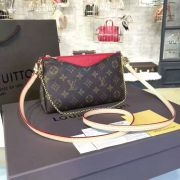 Túi Xách Louis Vuitton Monogram Canvas Palls Cluth-M41639-TXLV039