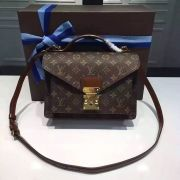 Túi Xách Louis Vuitton Monogram Canvas Postman Bag-M51187-TXLV096