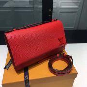 Túi Xách Louis Vuitton Monogram Epi Leather Clery-M54538-TXLV043