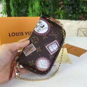 Túi Xách Louis Vuitton Monogram Mini Pochette Accessoires M95804-TXLV001