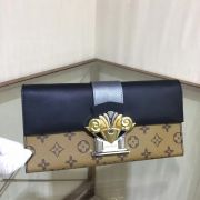 Túi Xách Louis Vuitton Monogram Reverse Column Clutch M44101-TXLV015