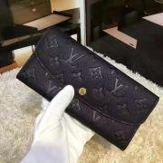 Ví Nữ Louis Vuitton Monogram Empreinte Emilie Wallet-M62369-VNLV127