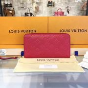 Ví Nữ Louis Vuitton Monogram Empreinte Zippy Wallet-M61865-VNLV110