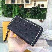 Ví Nữ Louis Vuitton Monogram Empreinte Zippy Wallet-M64805-VNLV102