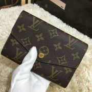 Ví Nữ Louis Vuitton Monogram Sarah Compact Wallet-M61292-VNLV120