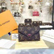 Ví Nữ Louis Vuitton Monogram Victorine Wallet-M41938-VNLV117