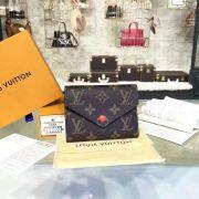 Ví Nữ Louis Vuitton Monogram Victorine Wallet-M41938-VNLV118