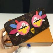 Ví Nữ Louis Vuitton Monogram Zippy Wallet-M42413-VNLV113