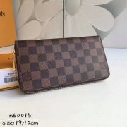 Ví Nữ Louis Vuitton Dameier Ebene Zippy Wallet-N60015-VNLV145