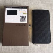 Ví Nữ Louis Vuitton Leather Vertical Zippy Wallet-N63548-VNLV150