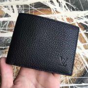 Ví Nam Louis Vuitton Taurillon Leather Multiple Wallet-M58189-VNLV152