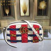Túi Xách Gucci GG Marmont Trompe l'oeil Shoulder bag-447632-TXGC003