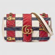 Túi Xách Gucci GG Marmont Trompe l'oeil Shoulder Bag-443497-TXGC010