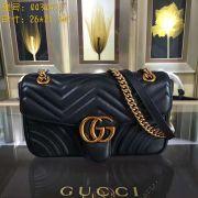 Túi Xách Gucci Marmont matelassé Shoulder Bag-443497-TXGC011