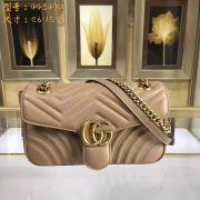 Túi Xách Gucci Marmont Matelassé Shoulder Bag-443497-TXGC016