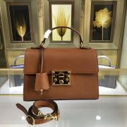 Túi Xách Padlock Gucci Leather Top Handle Bag-453188-TXGC020