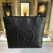 Túi Xách Gucci Embossed GG Leather Tote-453561-TXGC022