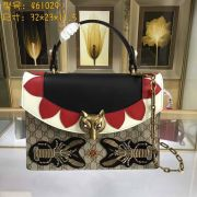 Gucci Tiger Top Handle Bag-461029-TXGC034