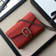 Gucci Dionysus leather mini chain bag-401231-TXGC038