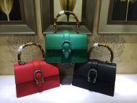 Gucci Dionysus leather top handle bag-448075-TXGC039
