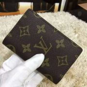 Louis vuitton canvas pocket organiser wallet-M60502-VNLV156