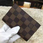 Louis vuitton canvas pocket organiser wallet-N63145-VNLV157