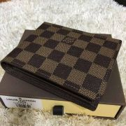Louis vuitton Damier canvas florin wallet-N60011-VNLV159