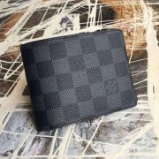 Louis vuitton Damier canvas Multiple Wallet-N61720-VNLV160