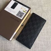Louis vuitton Infini leather Brazza Wallet-N63010-VNLV162