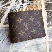 Louis vuitton monogram canvas Multiple Wallet-m60895-VNLV163