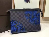 Louis vuitton monogram canvas Pochette voyage MM-N41018-VNLV164