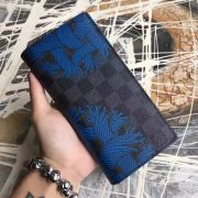 Louis vuitton Damier Graphite brazza-wallet-N41677-VNLV168
