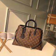 Túi xách Louis Vuitton Flower Tote siêu cấp - TXLV156