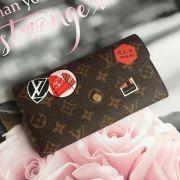 Ví nữ Louis Vuitton siêu cấp VIP - VNLV205