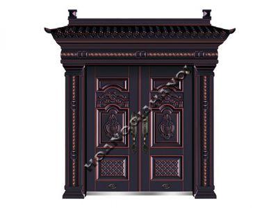 Nhận lắp đặt cổng đồng đúc, cổng nhôm đúc, cổng biệt thự chất lượng