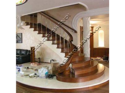Những mẫu thiết kế cầu thang bằng đồng tuyệt đẹp cho biệt thự