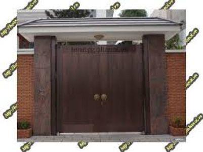 Mẫu cổng đồng đúc lạ, đẹp mắt và sang trọng