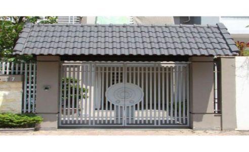 Mẫu cổng tường rào đẹp nhất