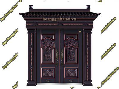 Thi công cổng đồng đúc tại Đà Nẵng