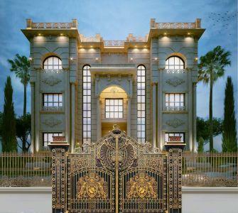 Thi công cổng đồng đúc tại Thanh Hóa