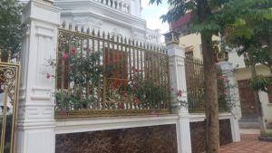 Làm hàng rào đồng đúc tại Đồng Tháp