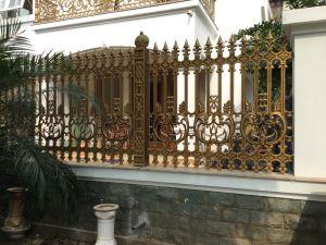 Làm hàng rào đồng đúc tại Hà Tĩnh