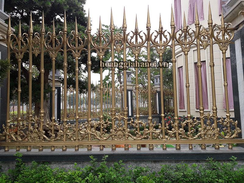 Hàng Rào Nhôm Đúc HGNH 19