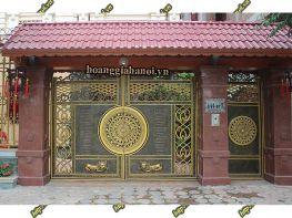 Cổng Nhôm Đúc HGNC 506